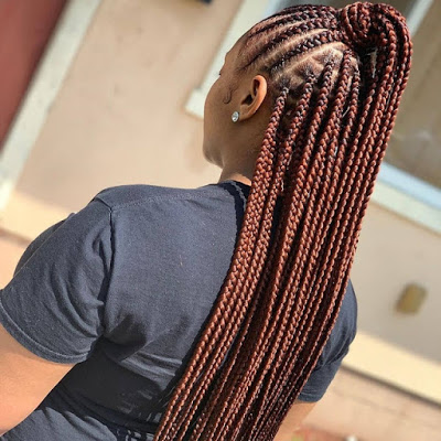 1584599648 688 Ghana Trendy Braids Hairstyles for 2020 Latest Ghana Weaving Hairstyles