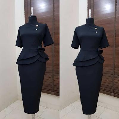 1584605992 658 Corporate Dresses 2020 Best Trendy Designs for Ladies