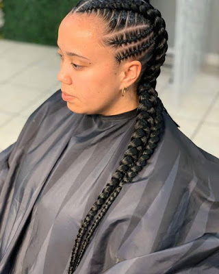 1584608477 214 Beautiful Braiding Hairstyle Trends You have not Tried