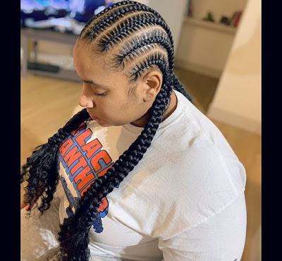 1584608477 48 Beautiful Braiding Hairstyle Trends You have not Tried