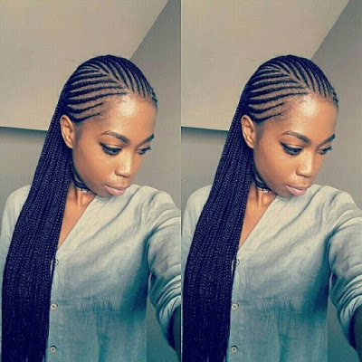 1584608478 133 Beautiful Braiding Hairstyle Trends You have not Tried