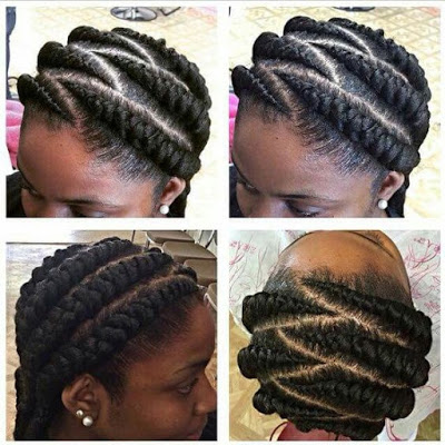 1584608478 31 Beautiful Braiding Hairstyle Trends You have not Tried