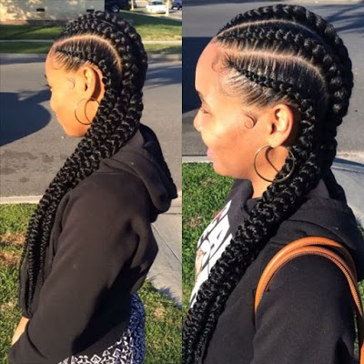 1584608478 438 Beautiful Braiding Hairstyle Trends You have not Tried