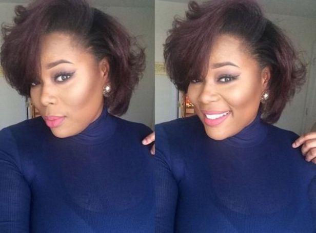 18 natural bob haircuts for black women