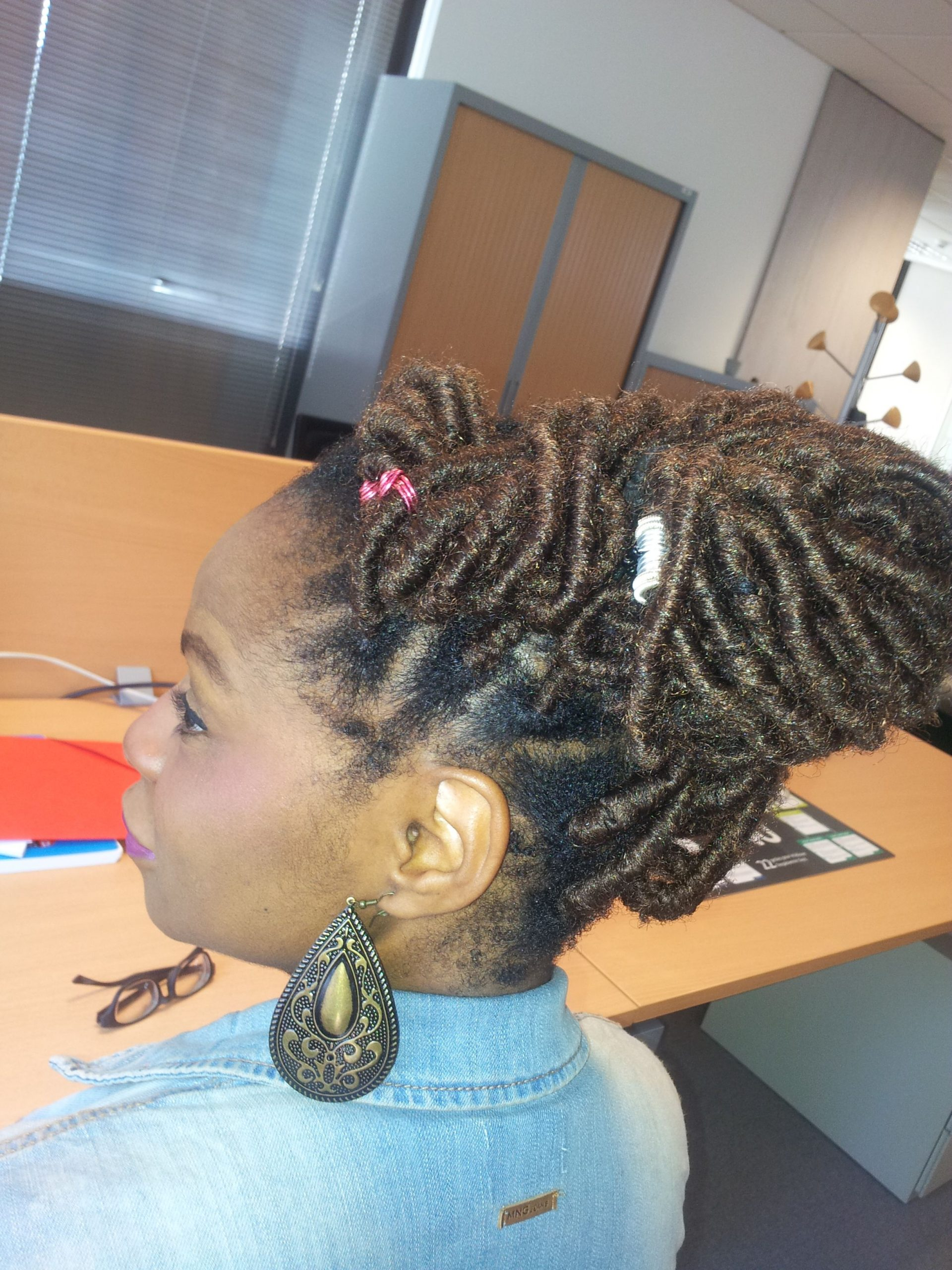 Greatest Twist Braided Hairstyles for African American