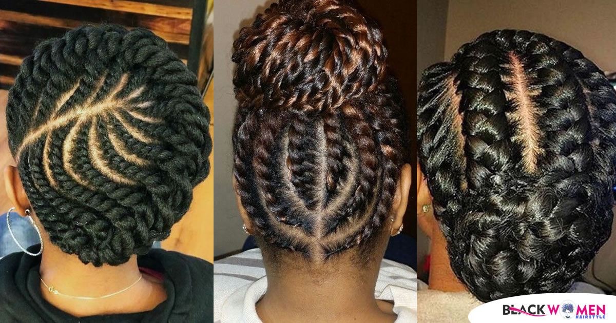 35+ Photo Flat Twist Hairstyles