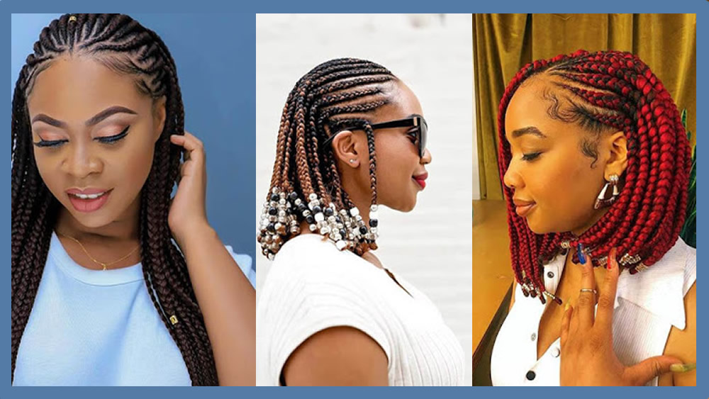 50 Awesome Cornrow Braids Hairstyles That Turn Head In 2021