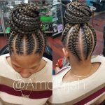 (Part 4) 70+ New Ghana Weaving Hairstyles For Ladies