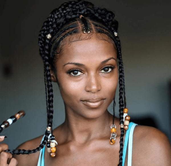 9300618 fulani braids