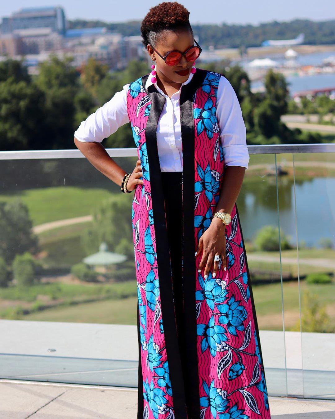Ankara Kimono Kinds 2020 : Fashionable Vogue Designs You Should Rock