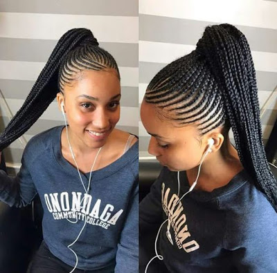 Beautiful Braiding Hairstyle Trends You have not Tried