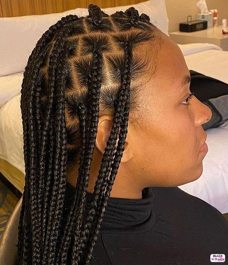 Braided Goddess Goddess Braids Hairstyles 2021 hairstyleforblackwomen.net 1195