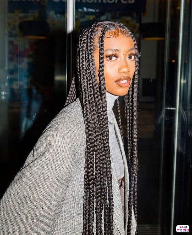 Braided Goddess Goddess Braids Hairstyles 2021 hairstyleforblackwomen.net 1283