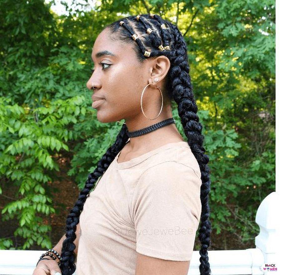 Braided Goddess Goddess Braids Hairstyles 2021 hairstyleforblackwomen.net 8501