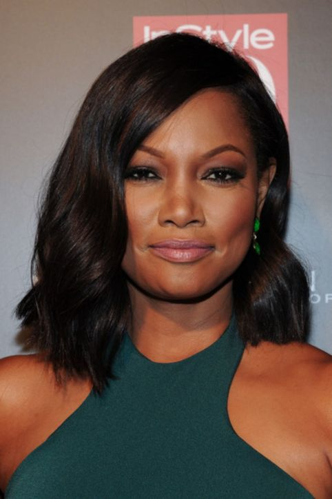 Garcelle Beauvais InStyle Hosts 20th Anniversary
