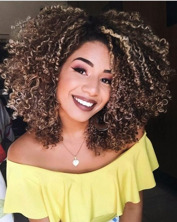 35+ Hair Color Ideas For Black Women