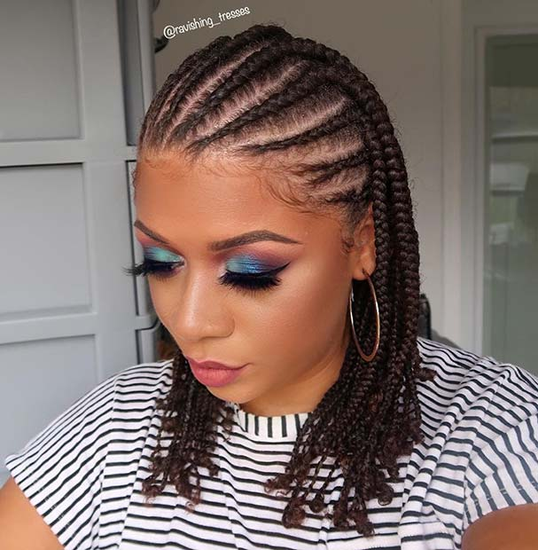 Simple Braided Style