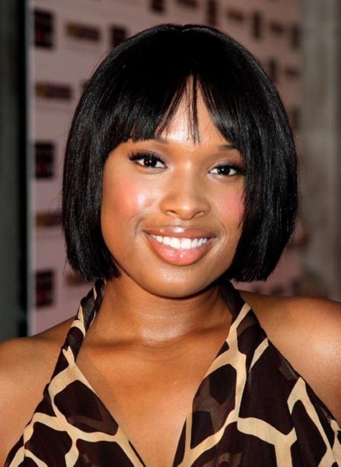 Stright Bob Hairstyle for black women 1 675x923 1
