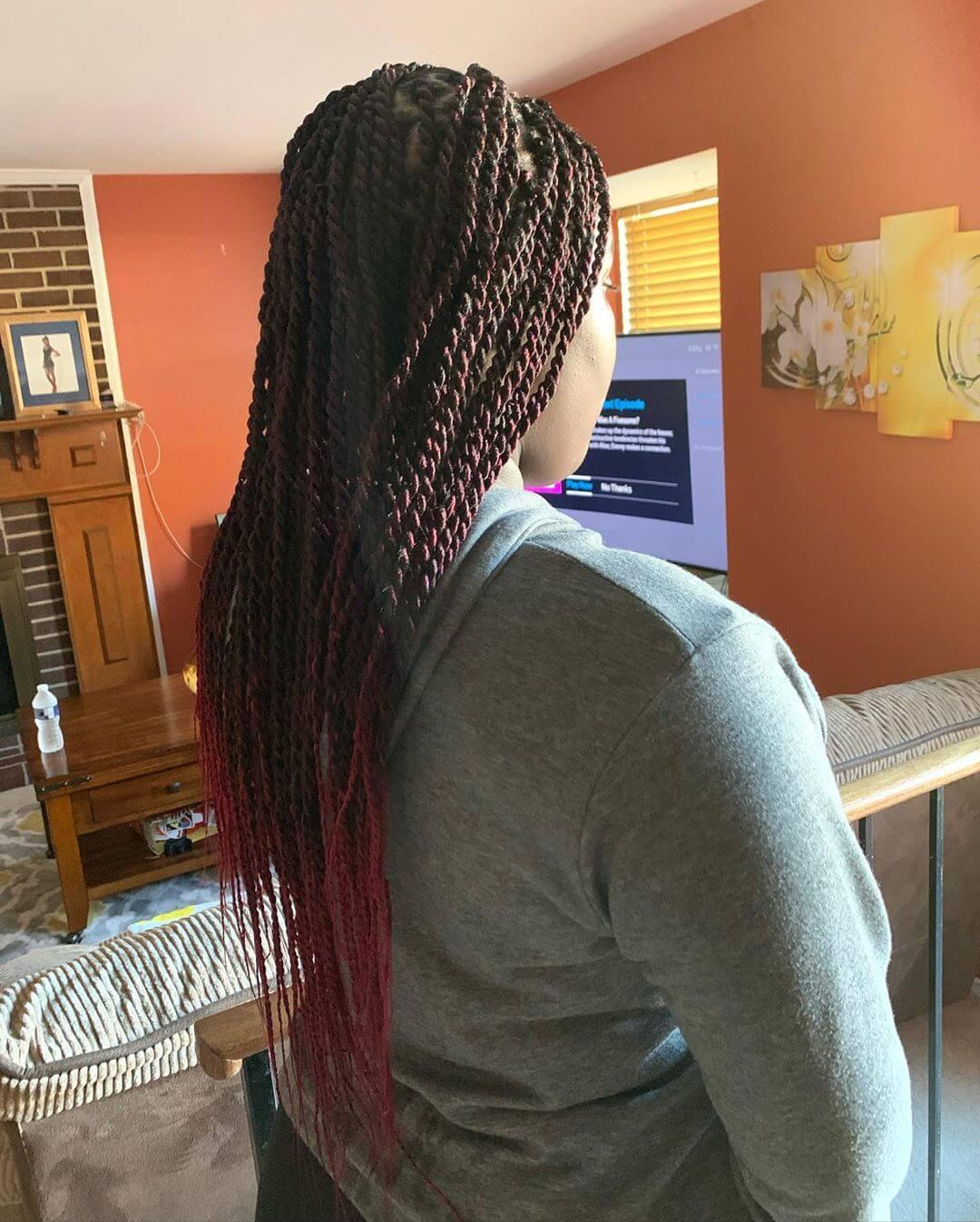 Twist Braids Hairstyles 11