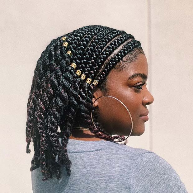 Unique Braids and Twists