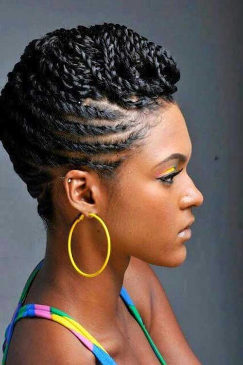 black braiding hairstyles awesome braids for black women with short hair of black braiding hairstyles