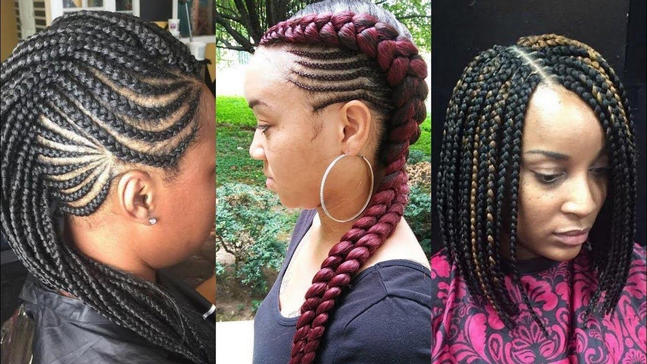 black braiding hairstyles lovely 2019 african black braided hairstyles that turn heads of black braiding hairstyles