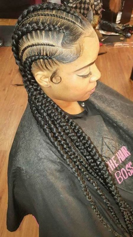 black girl braid hairstyles new 50 best black braided hairstyles for black women 2018 of black girl braid hairstyles