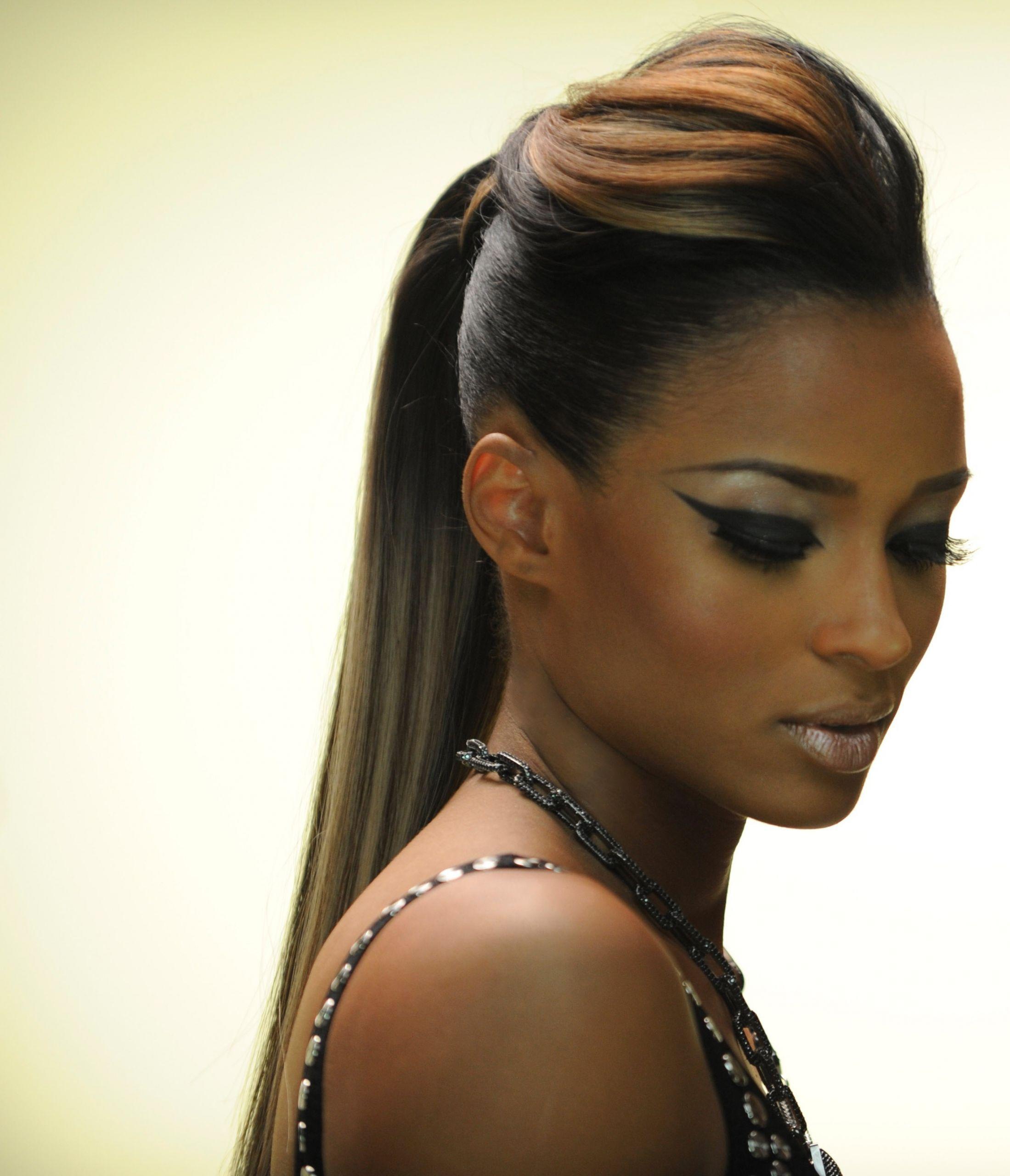 black ponytail updo hairstyles beautiful 15 best of black ponytail updo hairstyles of black ponytail updo hairstyles scaled 1