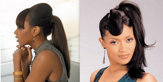 black ponytail updo hairstyles fresh ponytail hairstyles for black women stylish eve of black ponytail updo hairstyles