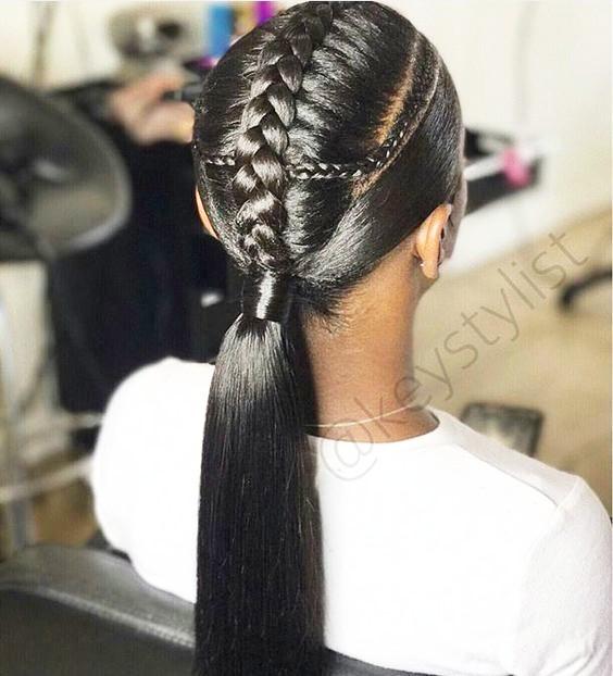 black ponytail updo hairstyles luxury braided ponytail hairstyles for black hair of black ponytail updo hairstyles