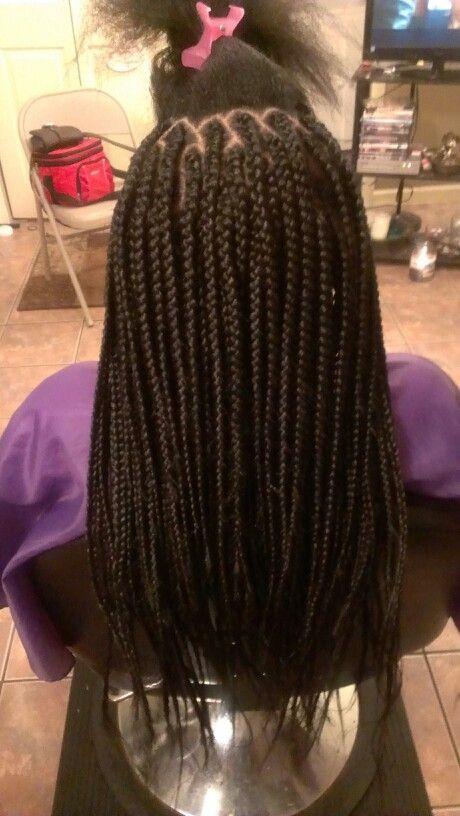 braided hairstyles for black hair beautiful medium length box braid for women of braided hairstyles for black hair