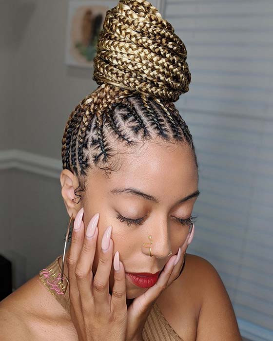 braided hairstyles for black hair inspirational 23 braided bun hairstyles for black hair of braided hairstyles for black hair