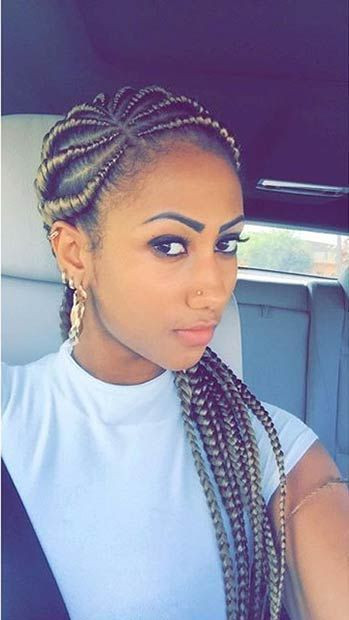 braided hairstyles for black hair lovely 40 super cute and creative cornrow hairstyles you can try of braided hairstyles for bl