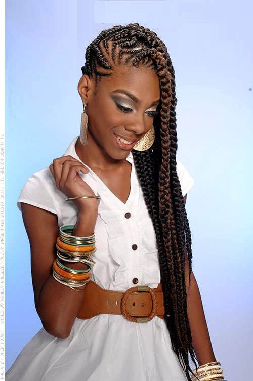 braided hairstyles for black hair unique black girl hairstyles ideas that turns head the xerxes of braided hairstyles for black