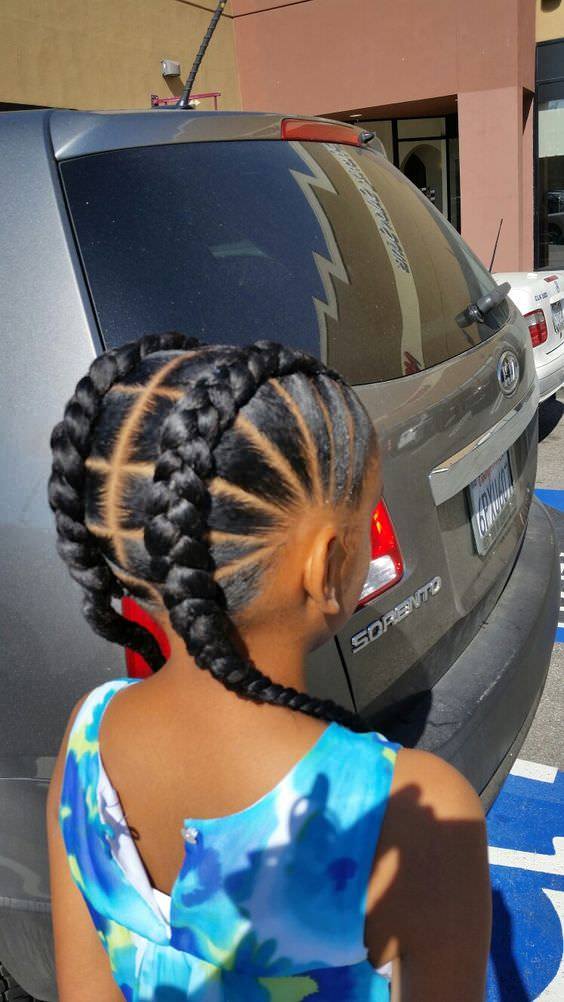 Thoughts Blowing Braid Hairstyles on your subsequent look