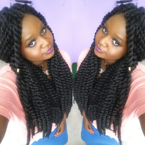 crochet braid hairstyle 21