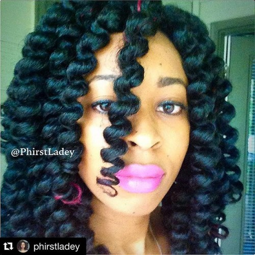 crochet braid hairstyle 26