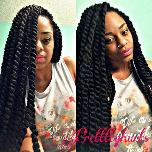 crochet braid hairstyle 30