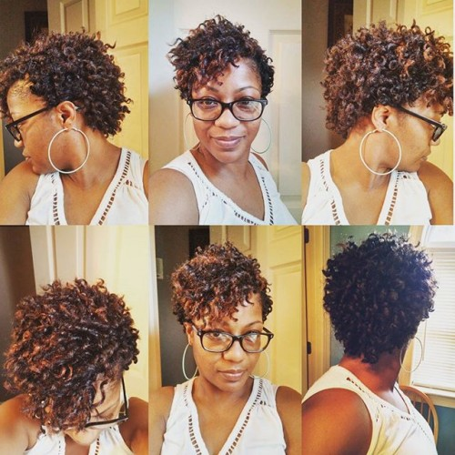 30 Fashionable Crochet Braid Hairstyles