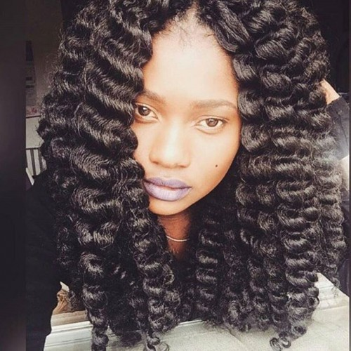 crochet braid hairstyle 8
