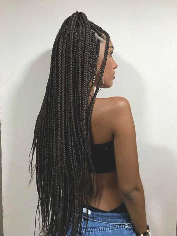 crochet braids hairstyle trend 2019