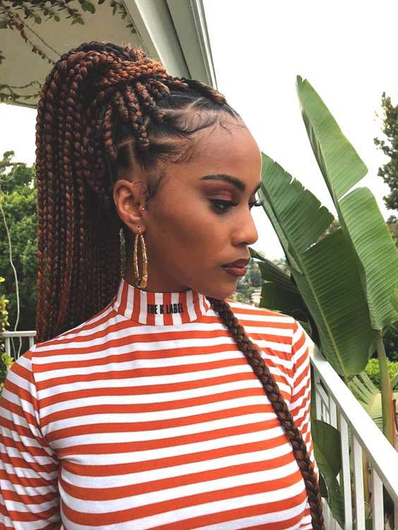 crochet braids hairstyles for black women