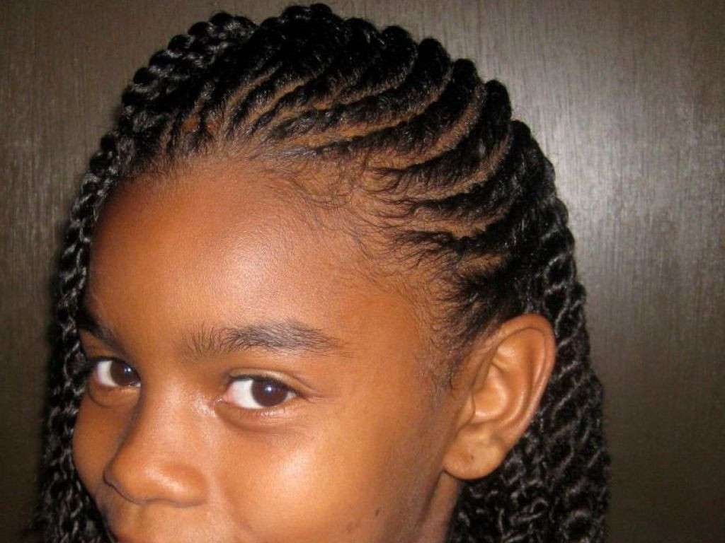 cute braided hairstyles for black girls awesome cute braided hairstyles for black girls trends hairstyle of cute braide1