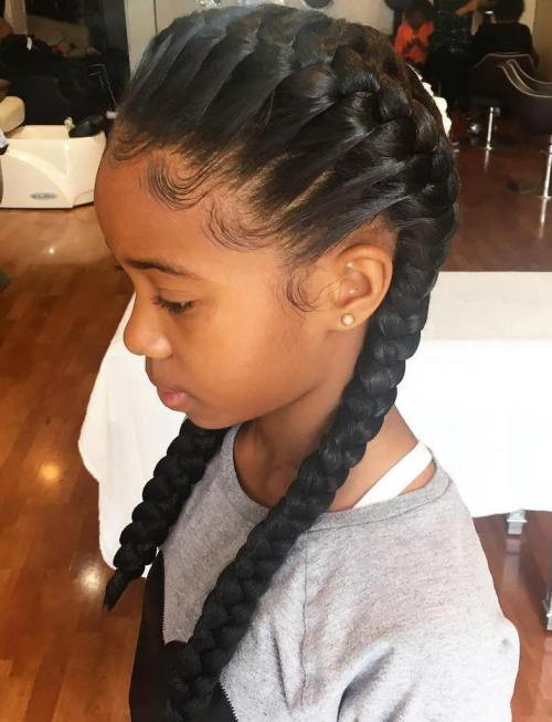 cute braided hairstyles for black girls lovely black girls hairstyles and haircuts 40 cool ideas for of cute braided hairstyl