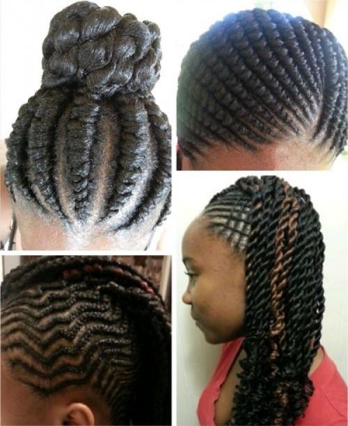 cute braided hairstyles for black girls luxury 25 latest cute hairstyles for black little girls of cute braided hairstyles fo