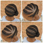 80 cute hairstyles for little Black girls.