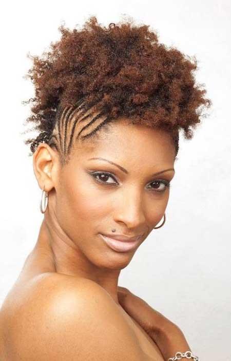hairstyle for short hair black fresh 25 short hairstyles for black women of hairstyle for short hair black