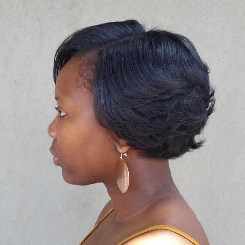 hairstyle for short hair black fresh lovely 10 short natural hairstyles for black women of hairstyle for short hair black