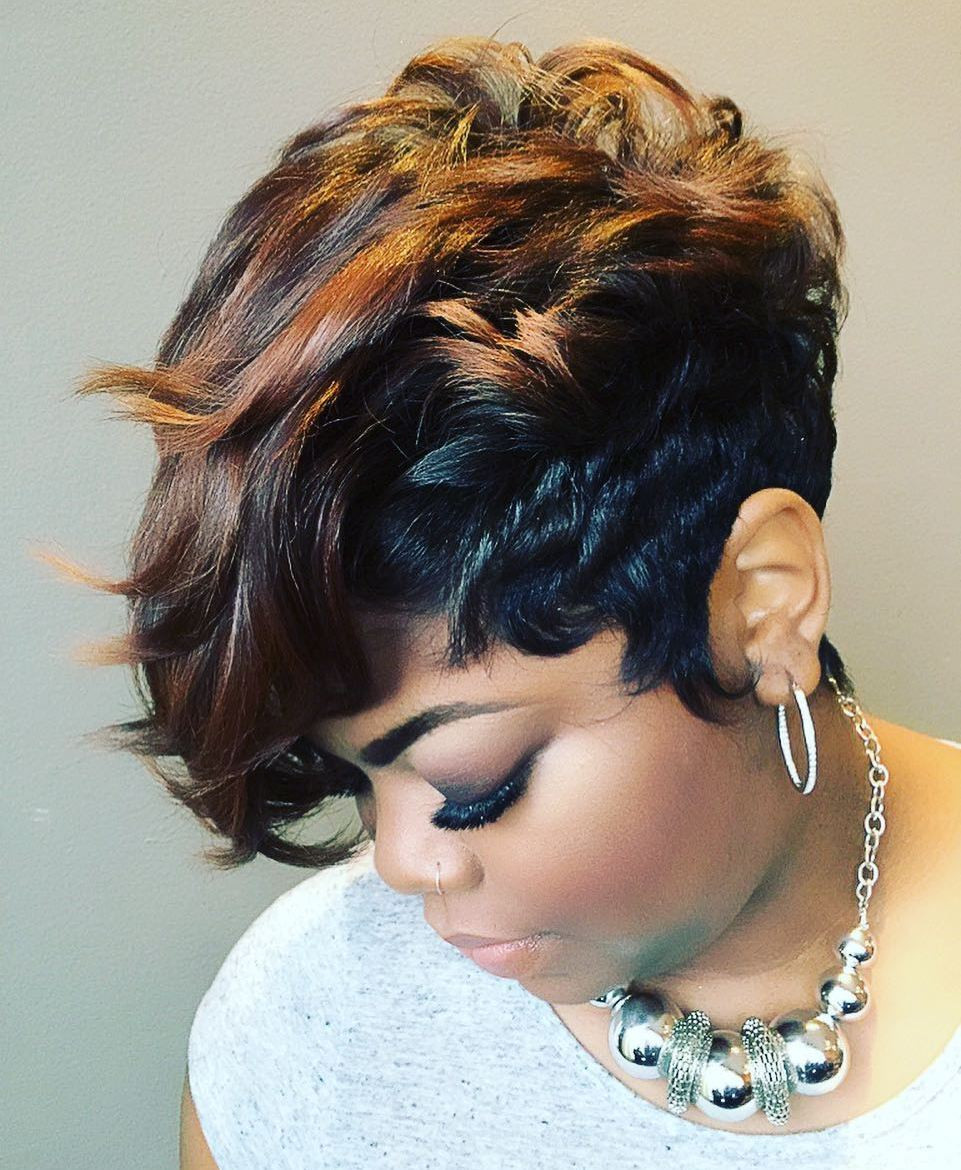 hairstyle for short hair black new 50 short hairstyles for black women to steal everyone s of hairstyle for short hair black