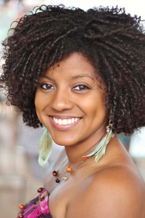 hairstyles for natural black hair best of first twist out of hairstyles for natural black hair
